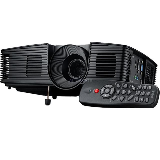 1850 Projecteur de bureau 3000ANSI lumens DLP 1080p (1920x1080) Compatibilité 3D Noir vidéo-projecteur, Projecteur DLP