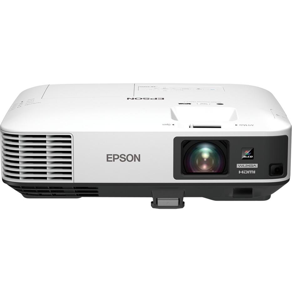 EB-2265U Projecteur de bureau 5500ANSI lumens 3LCD WUXGA (1920x1200) Blanc vidéo-projecteur, Projecteur LCD