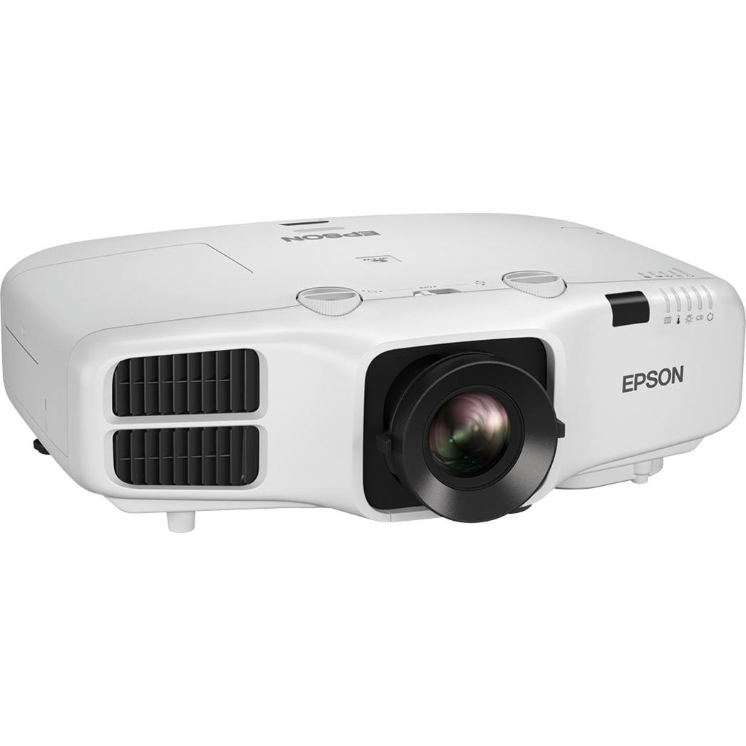 EB-5520W Projecteur de bureau 5500ANSI lumens 3LCD WXGA (1280x800) Blanc vidéo-projecteur, Projecteur LCD