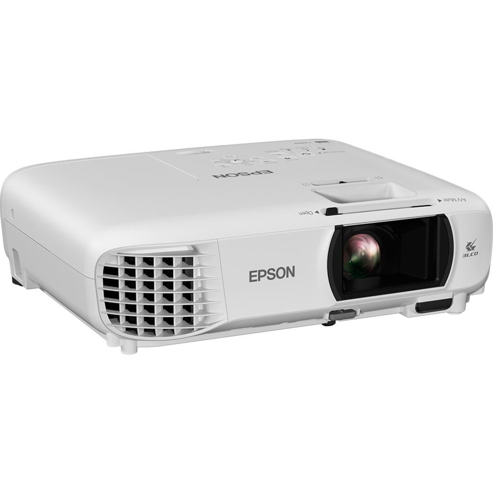 EH-TW650 Projecteur de bureau 3100ANSI lumens 3LCD 1080p (1920x1080) Blanc vidéo-projecteur, Projecteur LCD