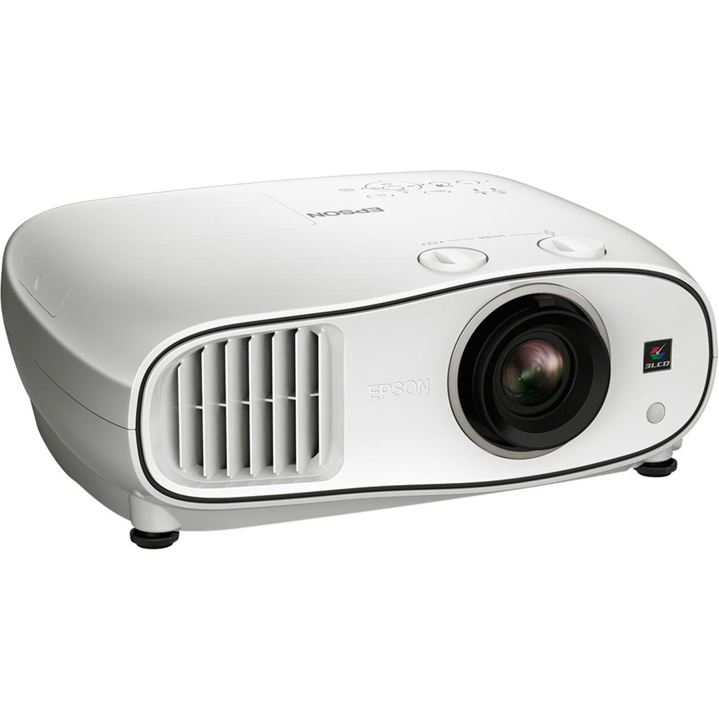 EH-TW6700 Projecteur de bureau 3000ANSI lumens 3LCD 1080p (1920x1080) Compatibilité 3D Blanc vidéo-projecteur, Projecteur LCD