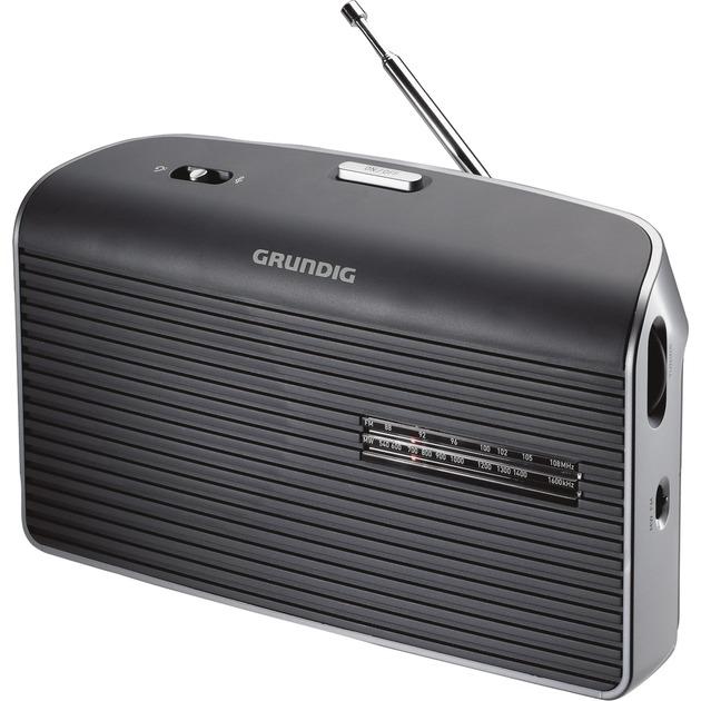 Music 60 Portable Gris Radio portable