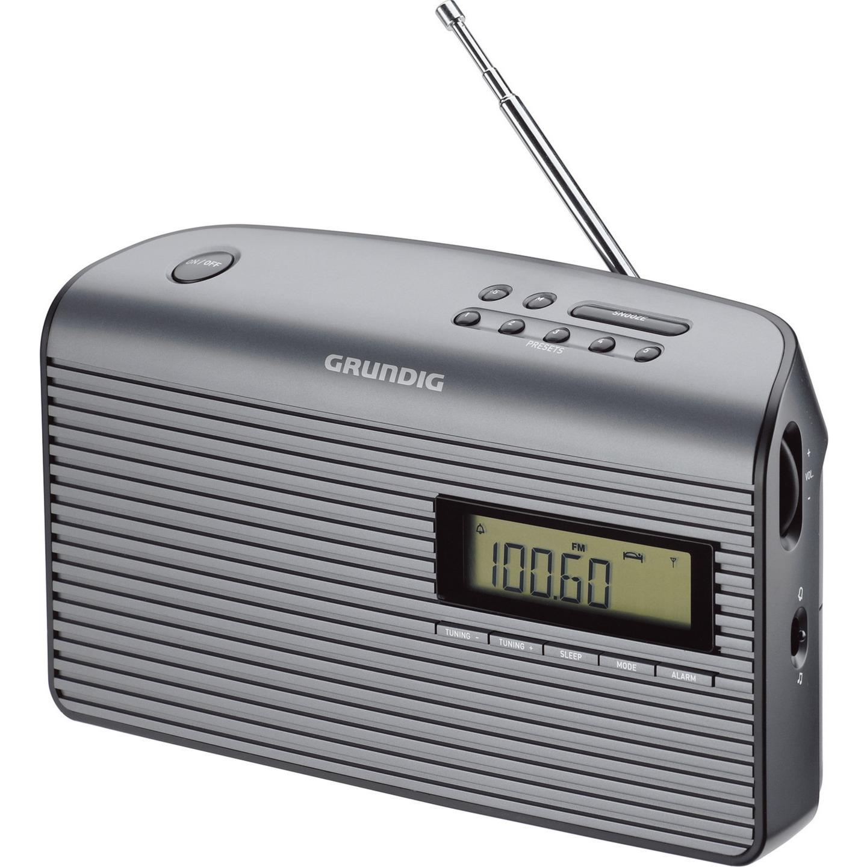 Music 61 Portable Numérique Noir Radio portable