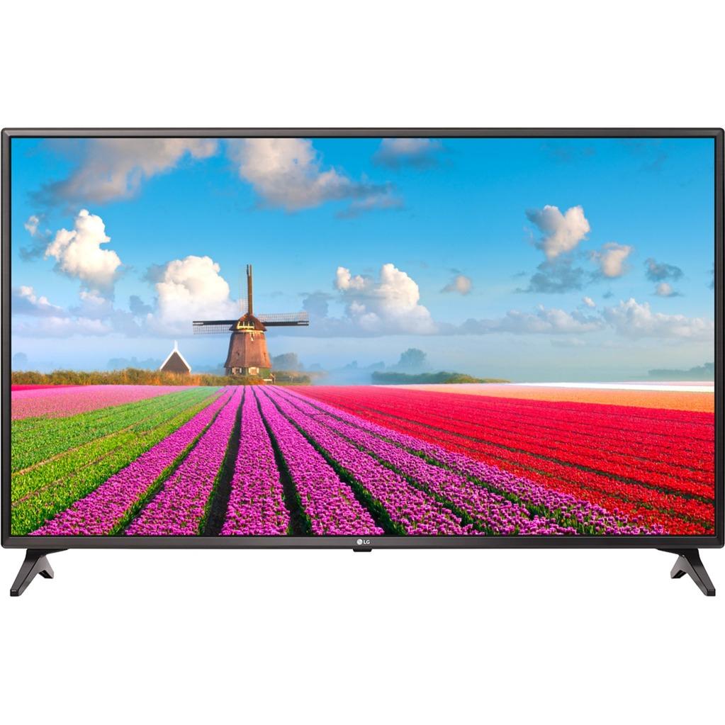 43LJ614V 43 Full HD Smart TV Wifi Noir écran LED, Téléviseur LED