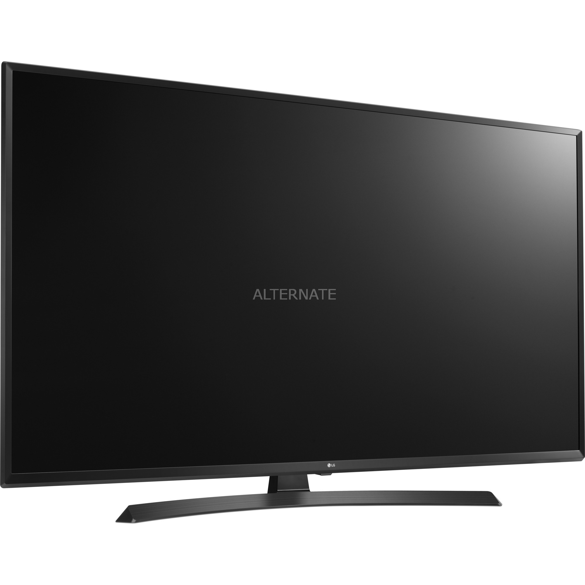 49UJ635V 49 4K Ultra HD Smart TV Wifi Noir écran LED, Téléviseur LED