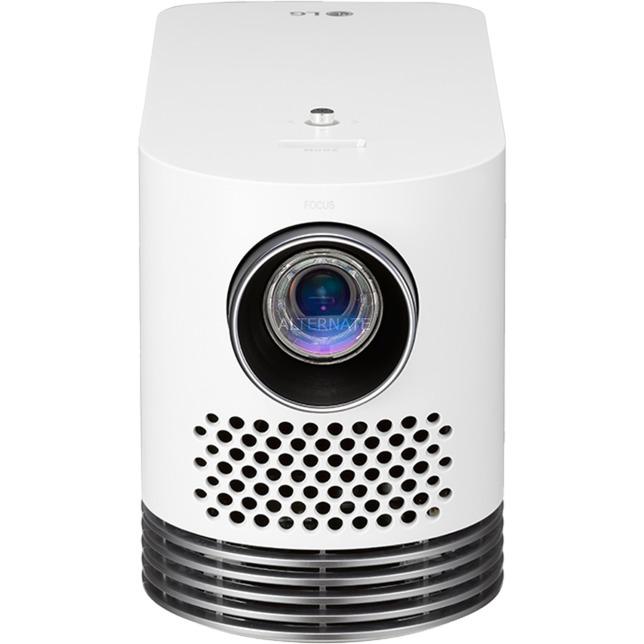 HF80JS Projecteur de bureau 2000ANSI lumens DLP 1080p (1920x1080) Blanc vidéo-projecteur, Projecteur laser