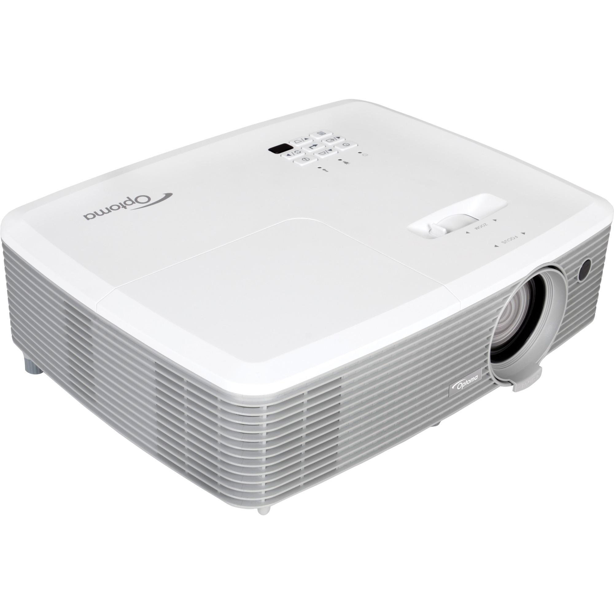 EH400 Vidéoprojecteur portable 4000ANSI lumens DLP 1080p (1920x1080) Compatibilité 3D Gris vidéo-projecteur, Projecteur DLP