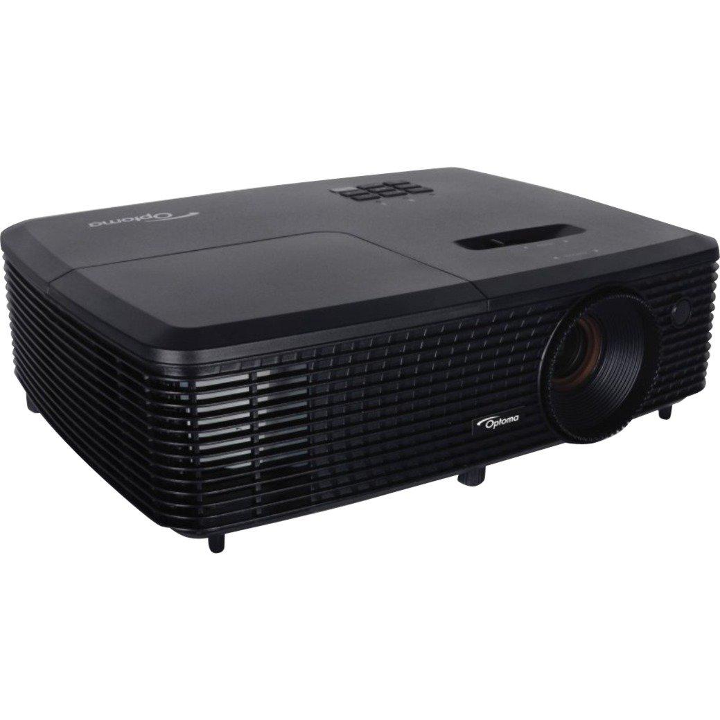 H183X Projecteur de bureau 3200ANSI lumens DLP WXGA (1280x800) Compatibilité 3D Noir vidéo-projecteur, Projecteur DLP