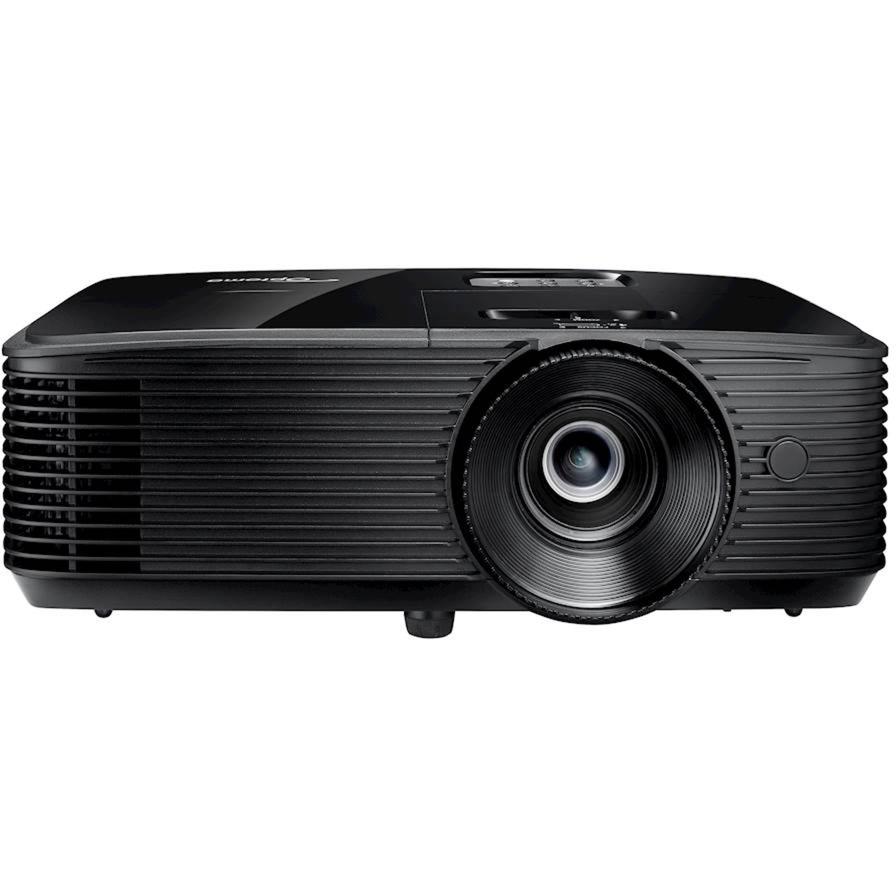 HD143X Projecteur de bureau 3000ANSI lumens DLP 1080p (1920x1080) Compatibilité 3D Noir vidéo-projecteur, Projecteur DLP