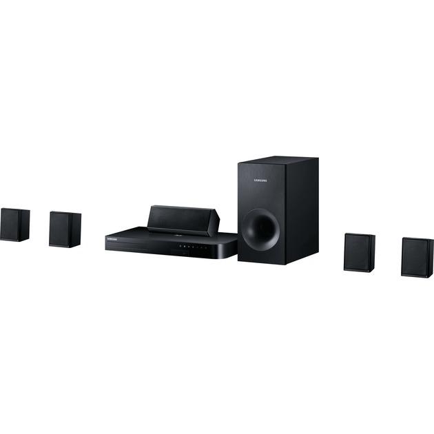 HT-J4500 5.1canaux 500W Compatibilité 3D Noir Système home cinema, Système de cinéma maison