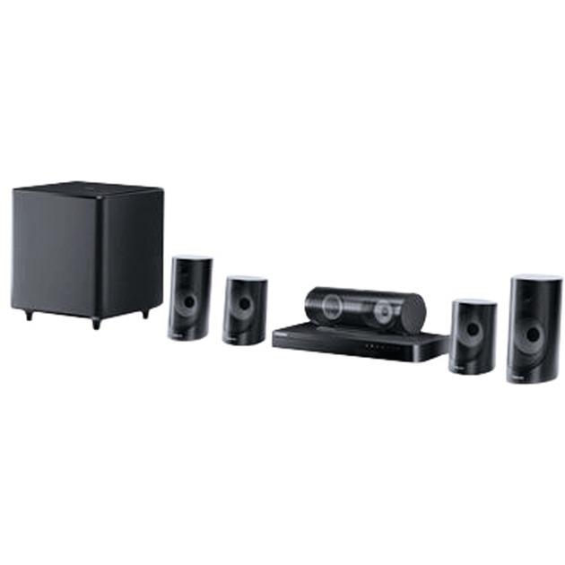 HT-J5500 5.1canaux 1000W Compatibilité 3D Noir Système home cinema, Système de cinéma maison