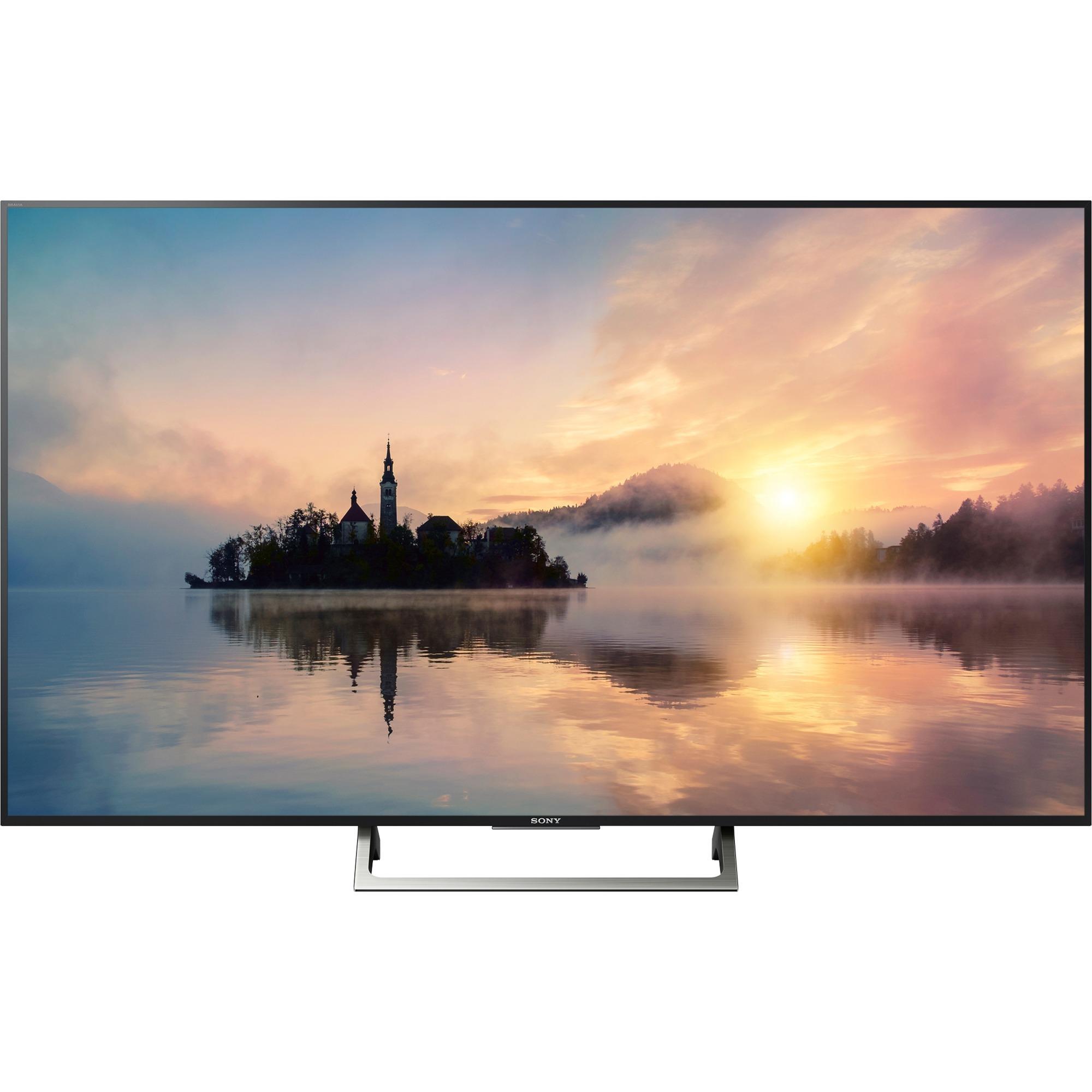 KD65XE7005BAEP 65 4K Ultra HD Smart TV Noir, Argent A+ 20W hospitality TV, Téléviseur LED