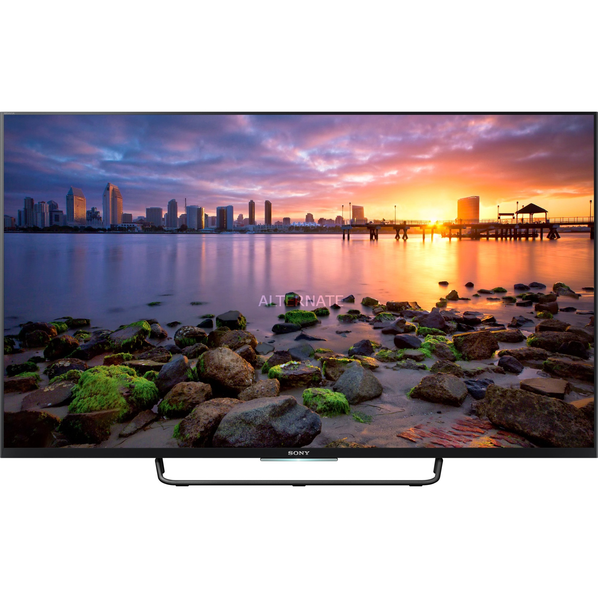 tv sony led 117 cm pas cher achat t l vision. Black Bedroom Furniture Sets. Home Design Ideas