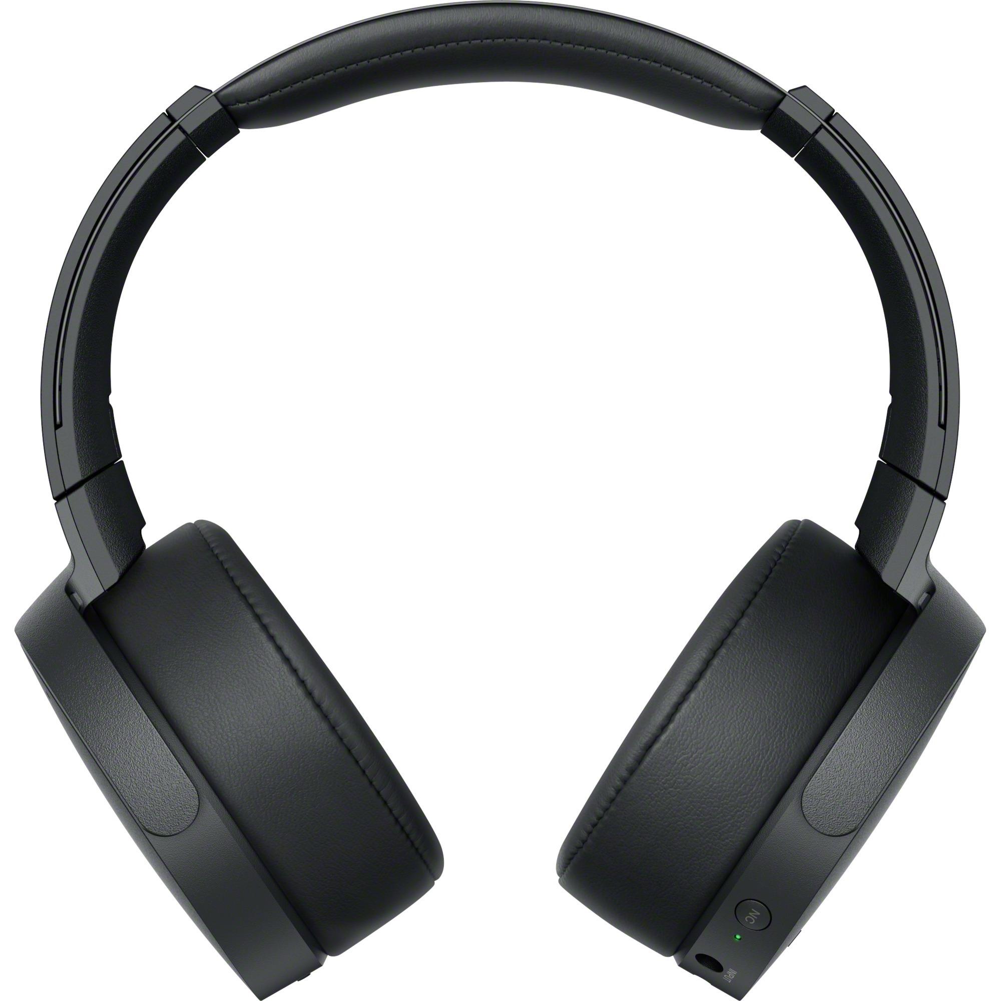 MDR-XB950N1B Noir Circumaural Bandeau casque, Casque d'écoute
