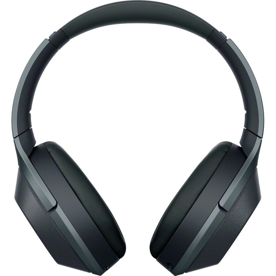 WH-1000XM2 Noir Circumaural Bandeau casque