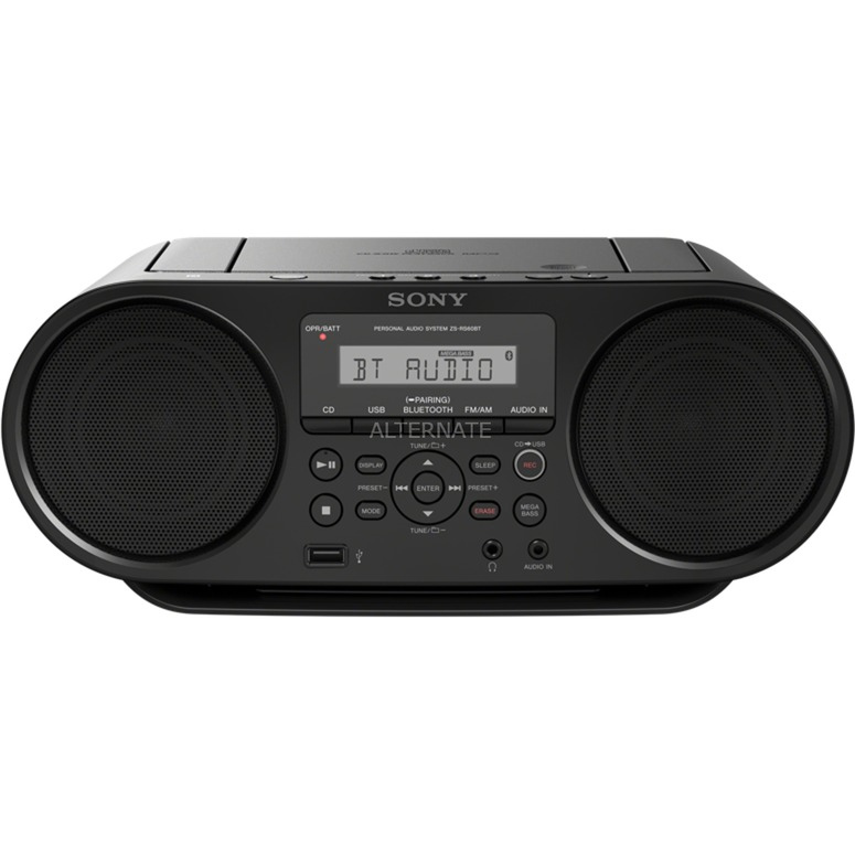 ZS-RS60BT Radios CD, Système compact
