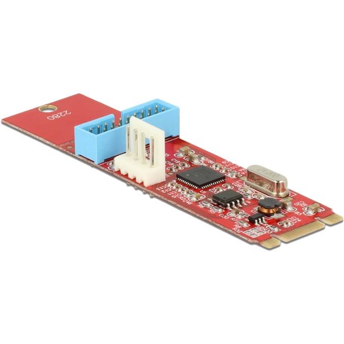 62842 Interne USB 3.0 carte et adaptateur d'interfaces, Convertisseur
