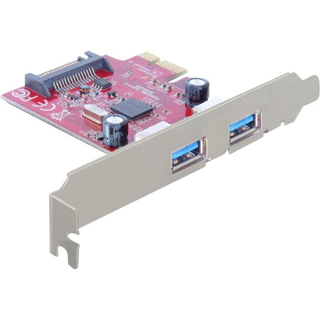 PCI Express Carte > 2x USB 3.0