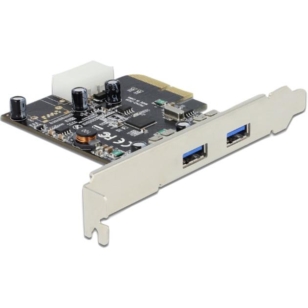 PCI Express > 2x USB 3.1