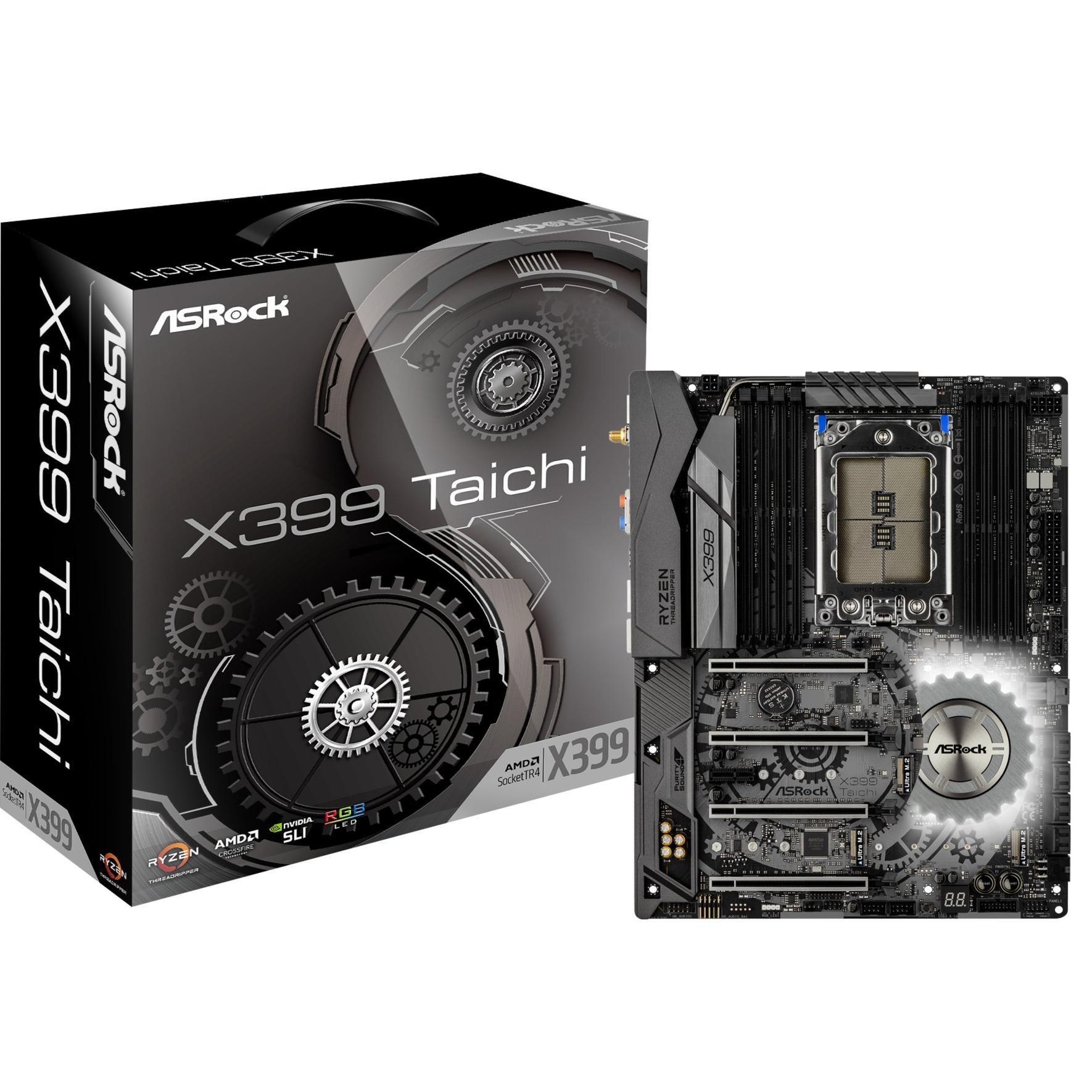 X399 Taichi AMD X399 Socket AM3+ ATX carte mère