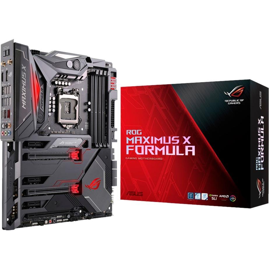 ROG Maximus X Formula Intel Z370 LGA 1151 (Socket H4) ATX carte mère