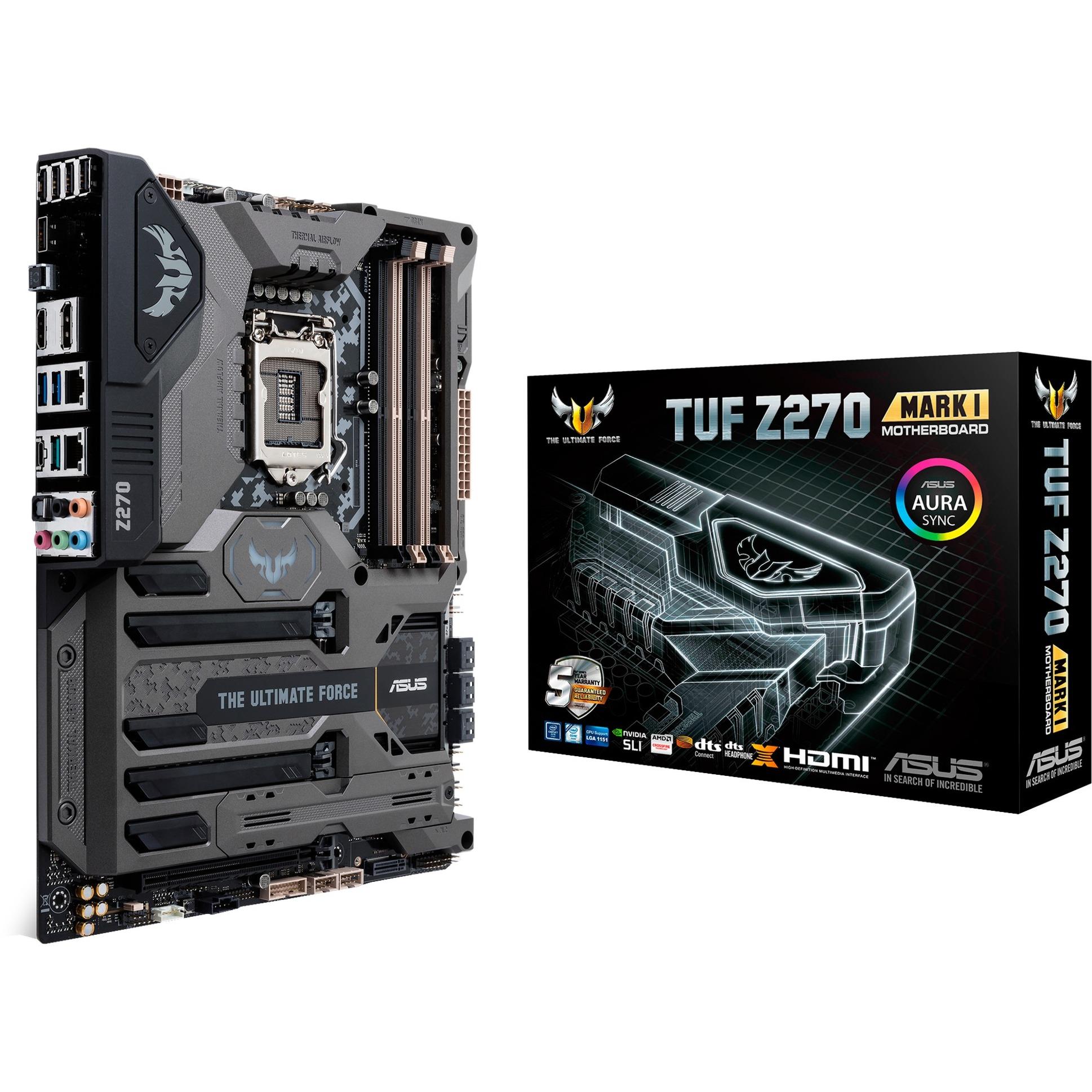 TUF Z270 MARK 1, Carte mère