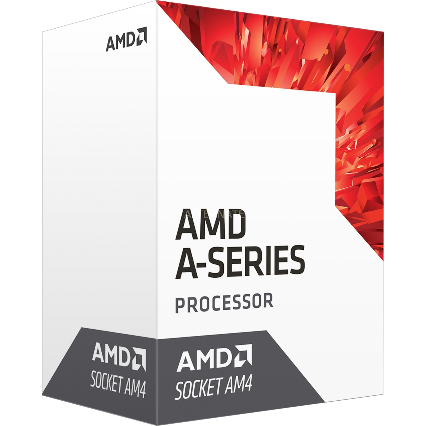 A10-9700E socket AM4, Processeur