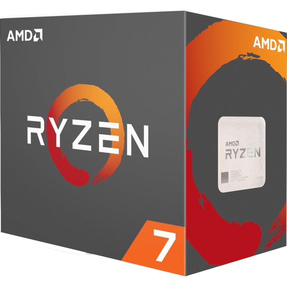 Ryzen 7 1700X 3,4 GHz (3,8 GHz Turbo Boost), Processeur