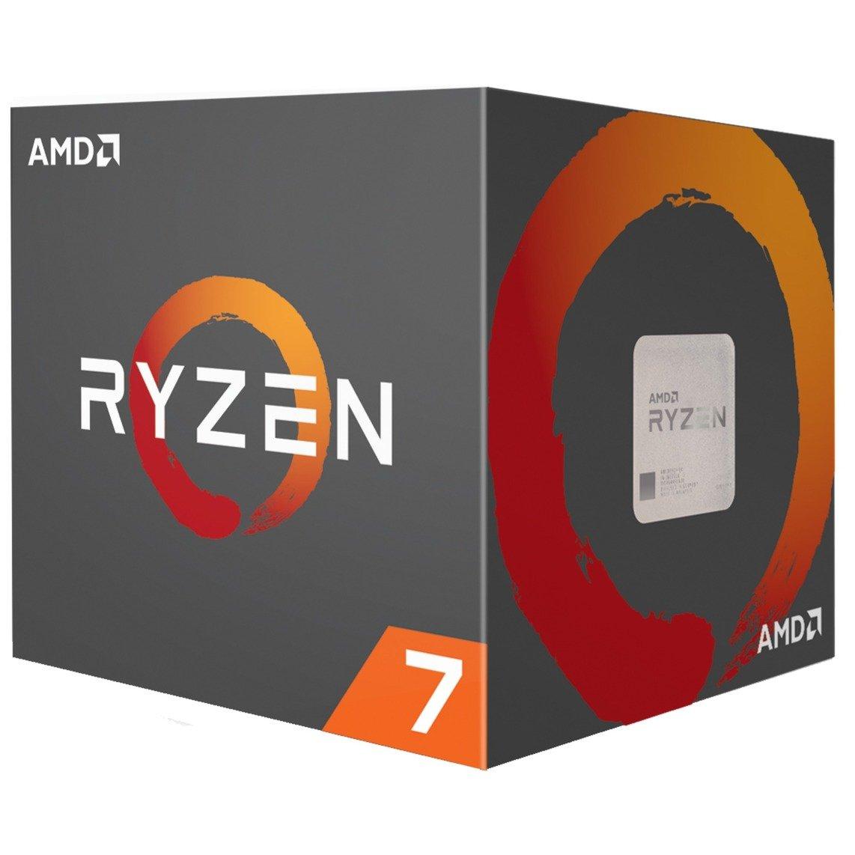 Ryzen 7 1700 3,0 GHz (3,7 GHz Turbo Boost), Processeur