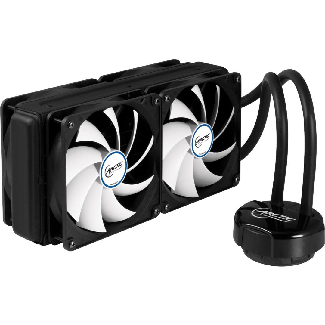 Liquid Freezer 240 Processeur eau et gaz réfrigérants, Refroidissement par eau
