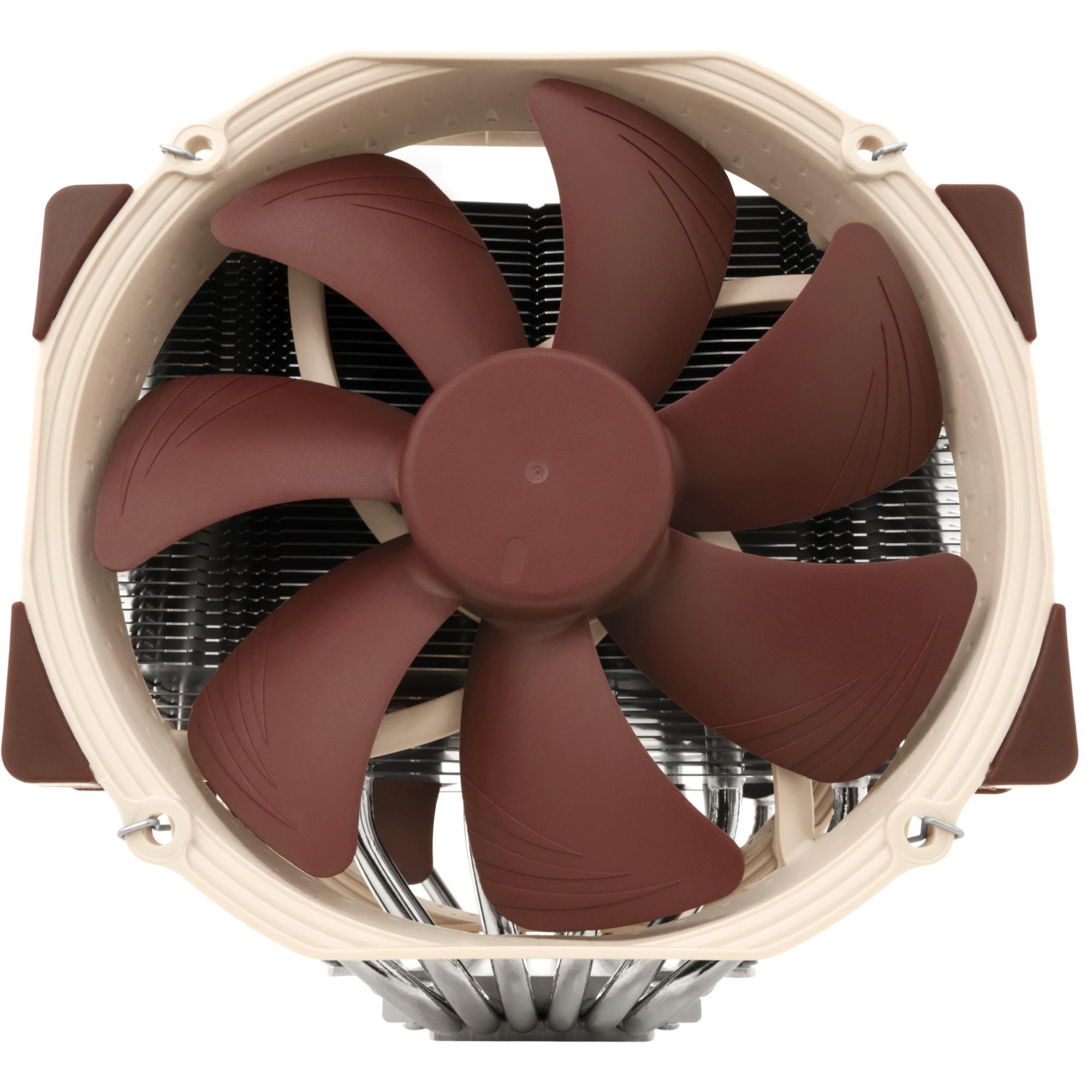 NH-D15 SE-AM4 Processeur Refroidisseur ventilateur, refroidisseur et radiateur, Ventirad