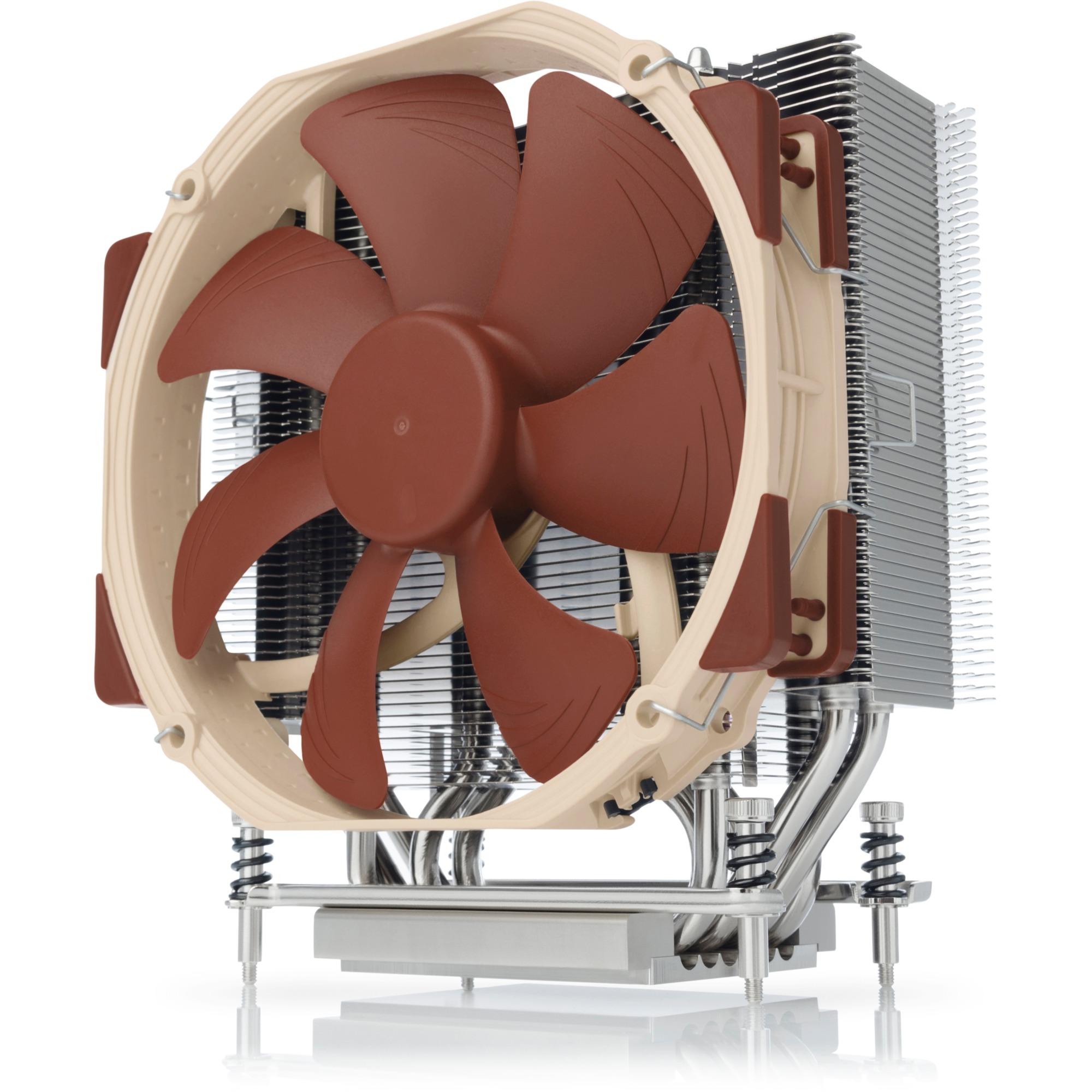 NH-U14S TR4-SP3 Processeur Refroidisseur ventilateur, refroidisseur et radiateur, Ventirad
