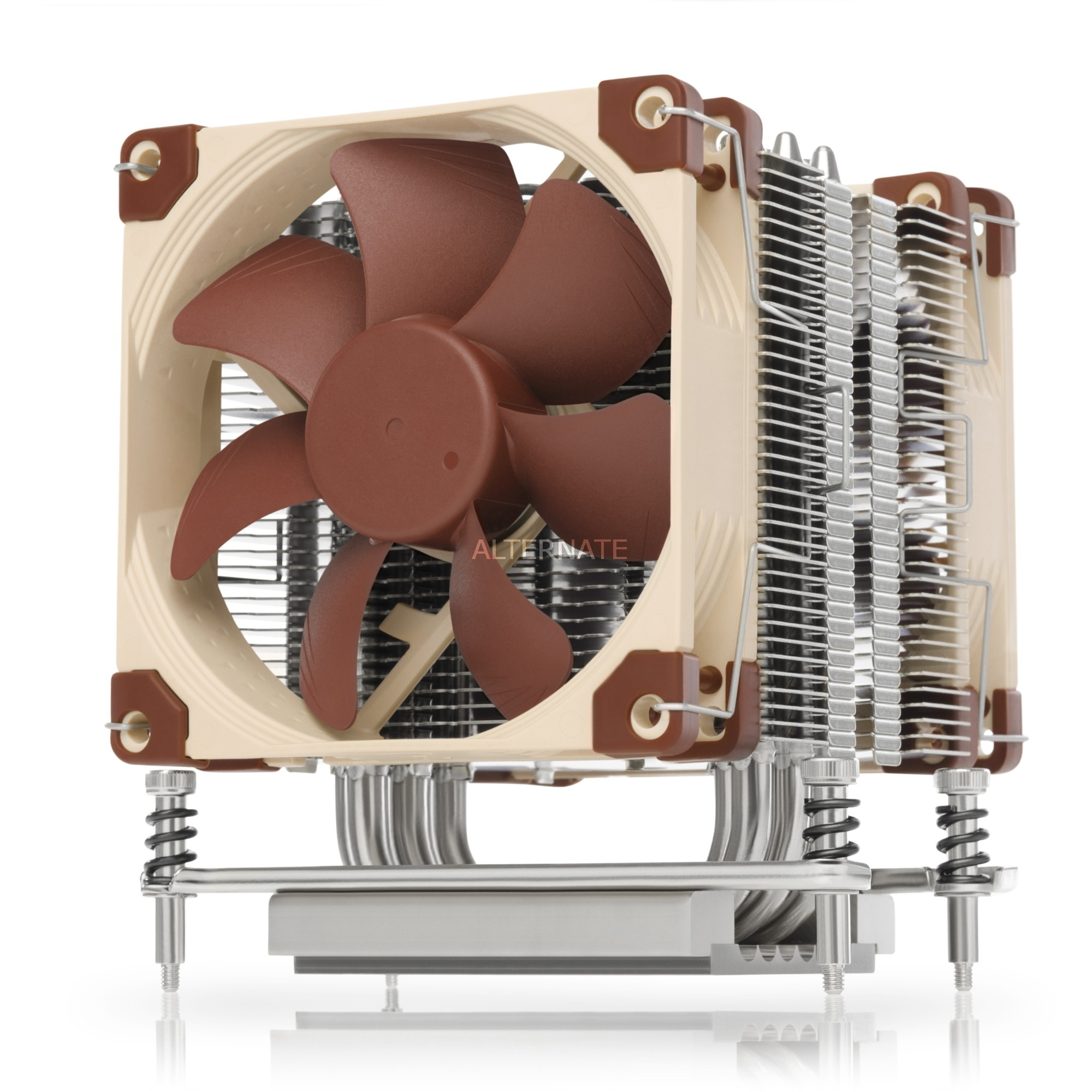 NH-U9 TR4-SP3 Processeur Refroidisseur ventilateur, refroidisseur et radiateur, Ventirad