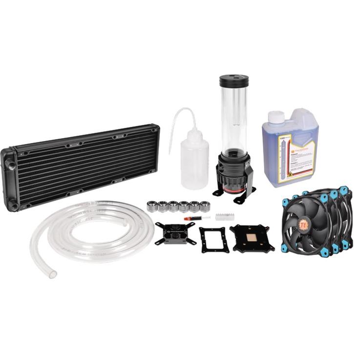 Pacific R360 Processeur eau et gaz réfrigérants, Refroidissement par eau