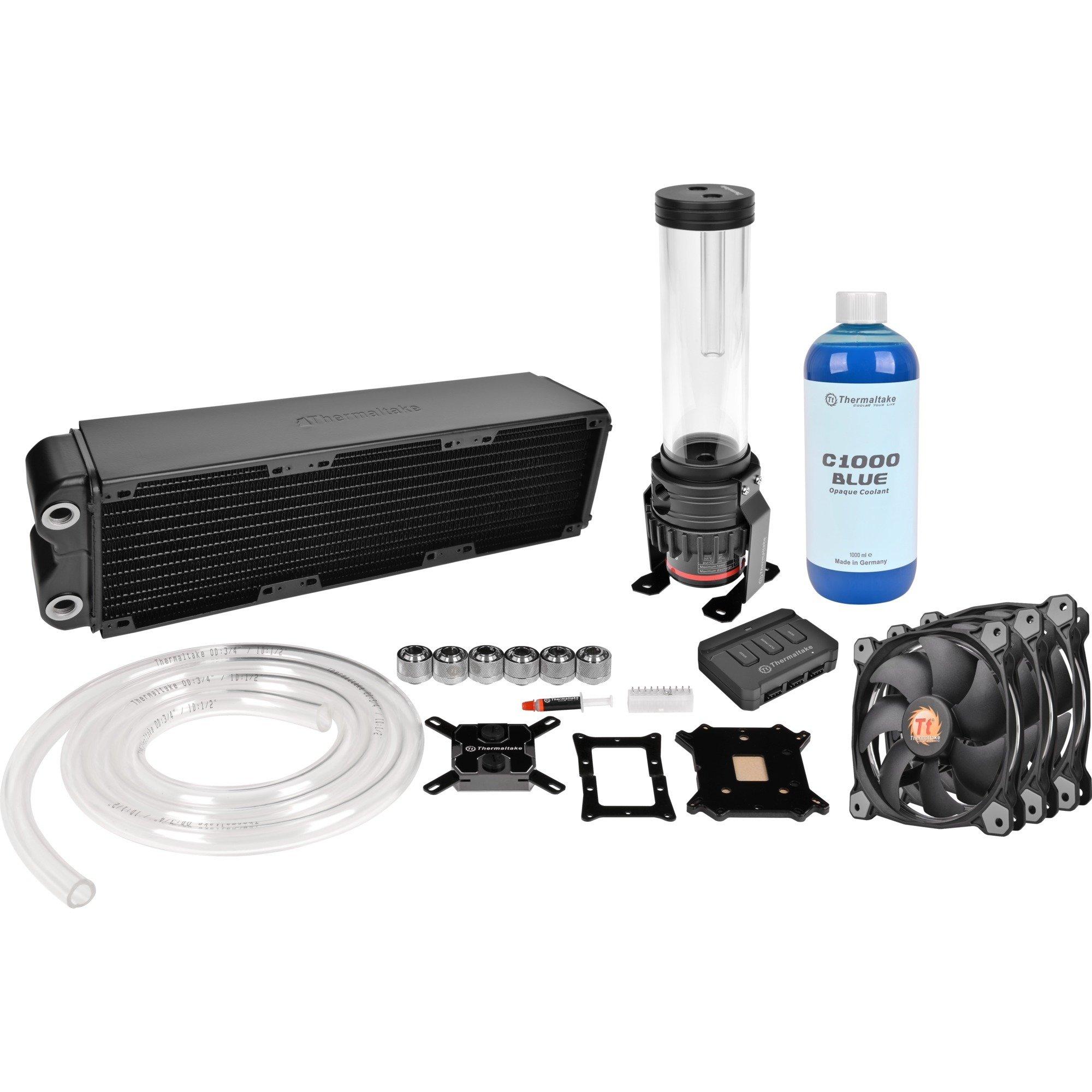 Pacific RL360 Processeur eau et gaz réfrigérants, Refroidissement par eau