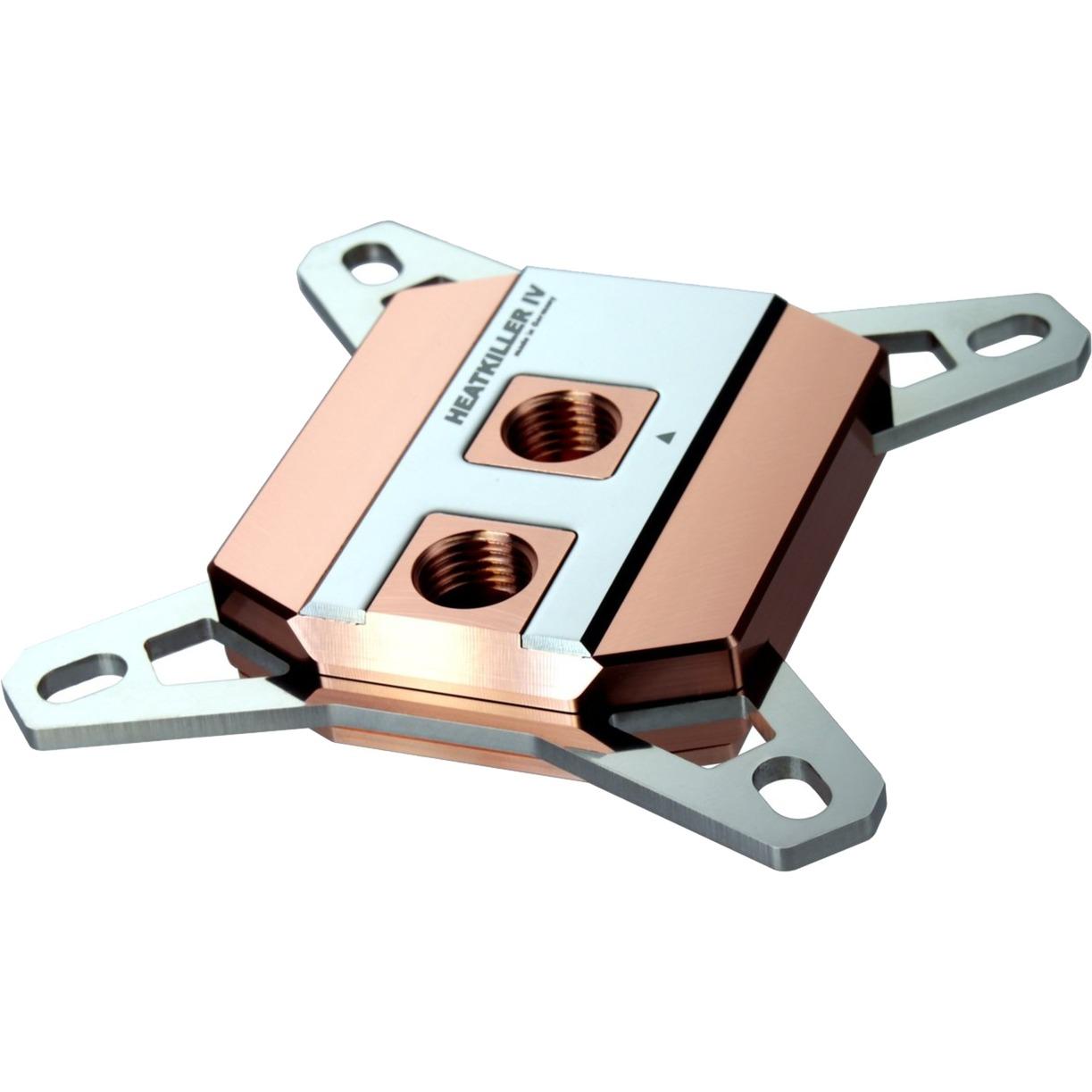 HEATKILLER IV PRO Intel - Pure Copper, Refroidissement par eau