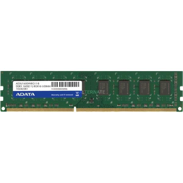 8GB DDR3 1600 MHz 8Go DDR3 1600MHz module de mémoire