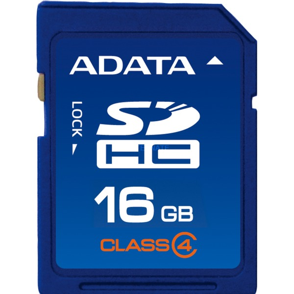Secure Digital SDHC Card 16 GB, Carte mémoire
