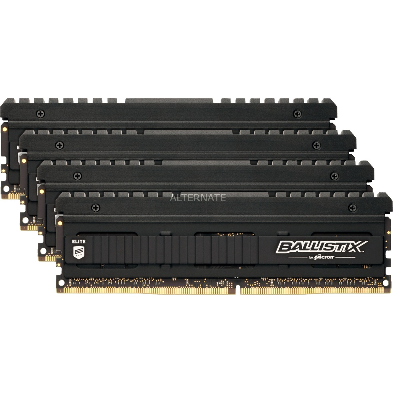 32 GB DDR4-2666 Quad-Kit, Mémoire