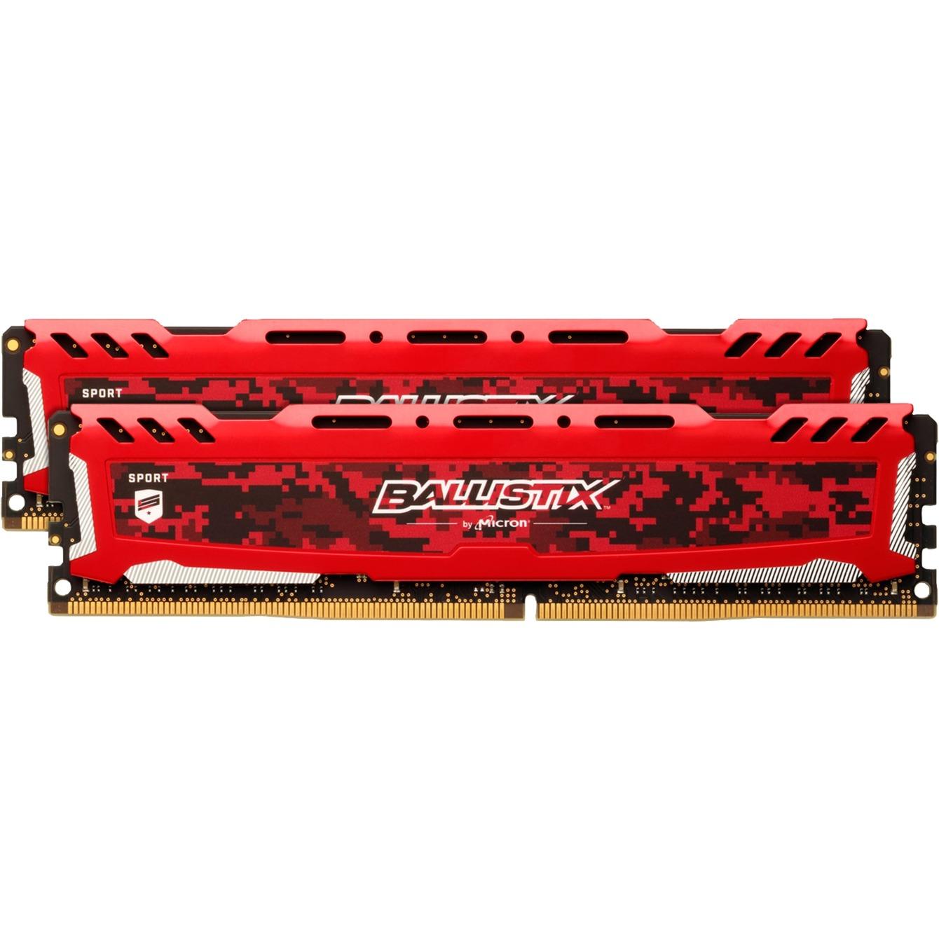 BLS2C4G4D26BFSE 8Go DDR4 2666MHz module de mémoire