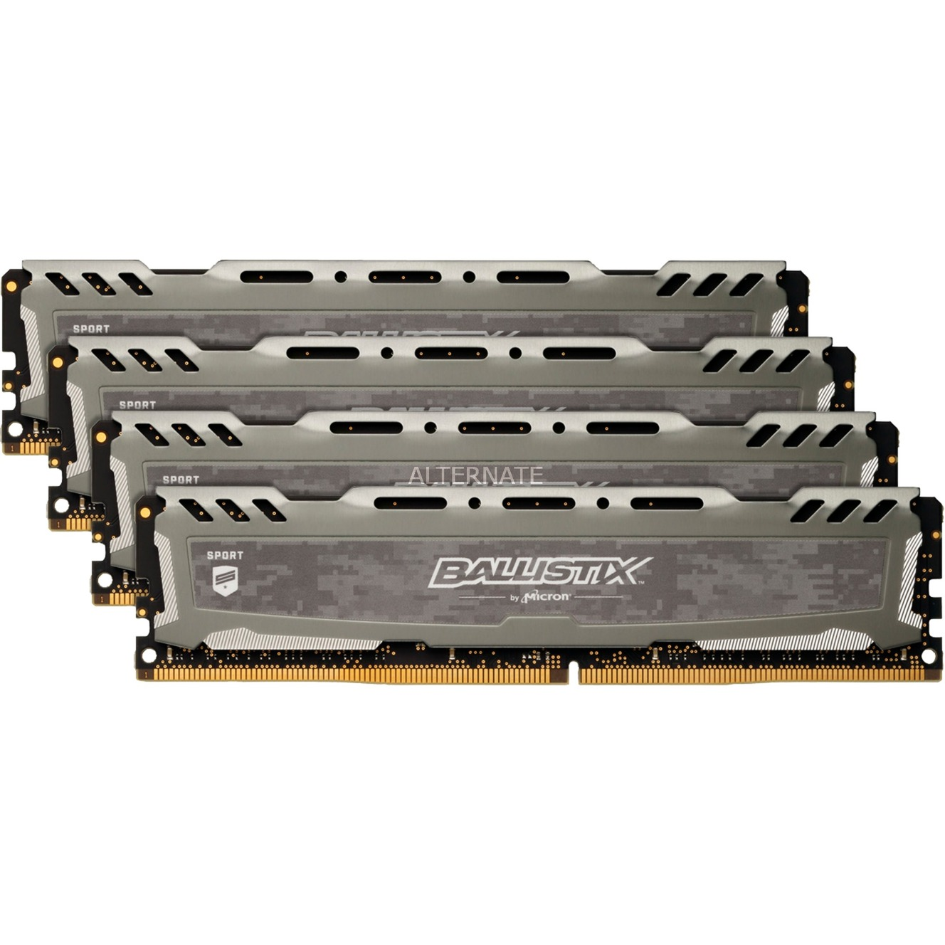 Ballistix Sport LT 32GB DDR4-2666 32Go DDR4 2666MHz module de mémoire
