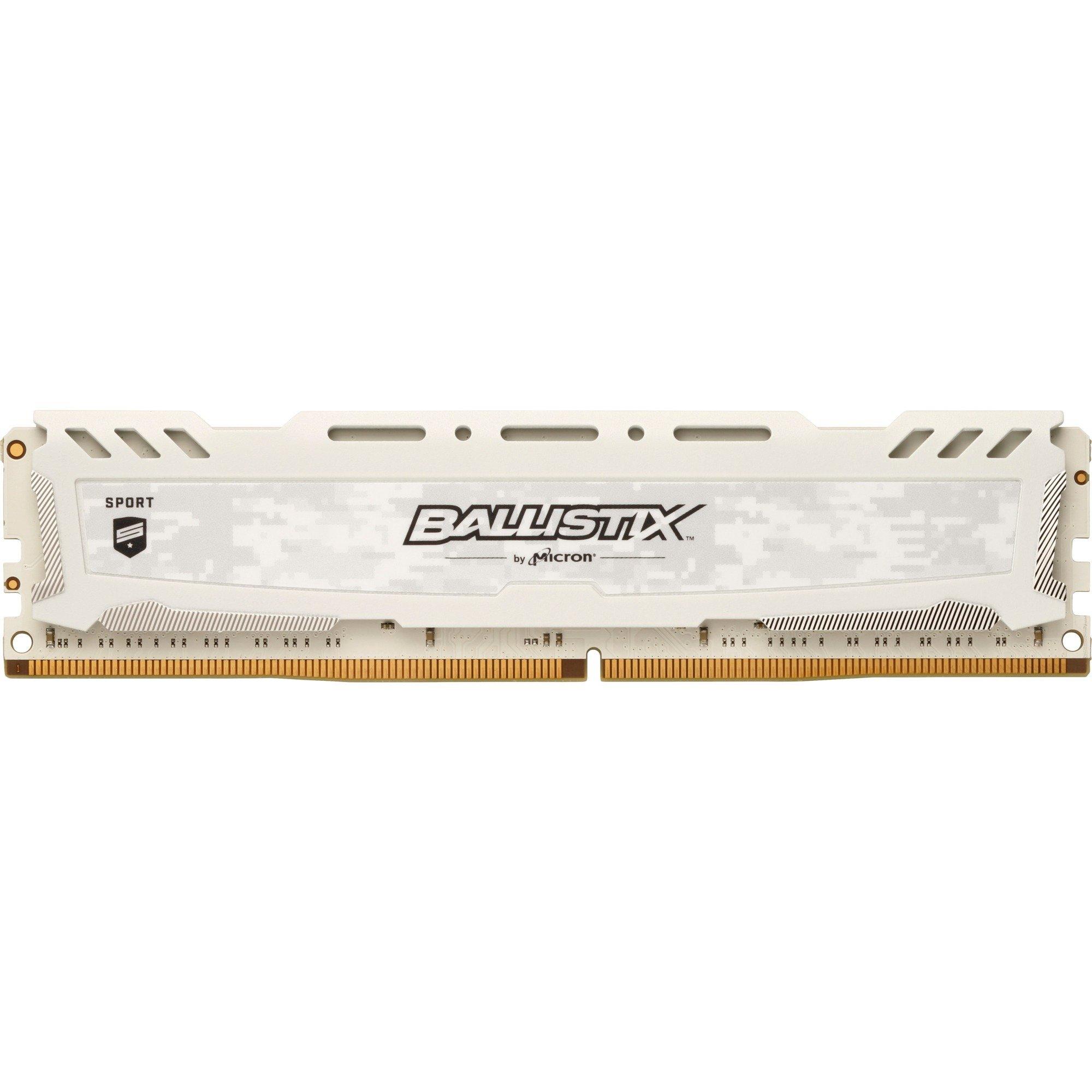 Ballistix Sport LT 8GB DDR4 2400MHz 8Go DDR4 2400MHz module de mémoire