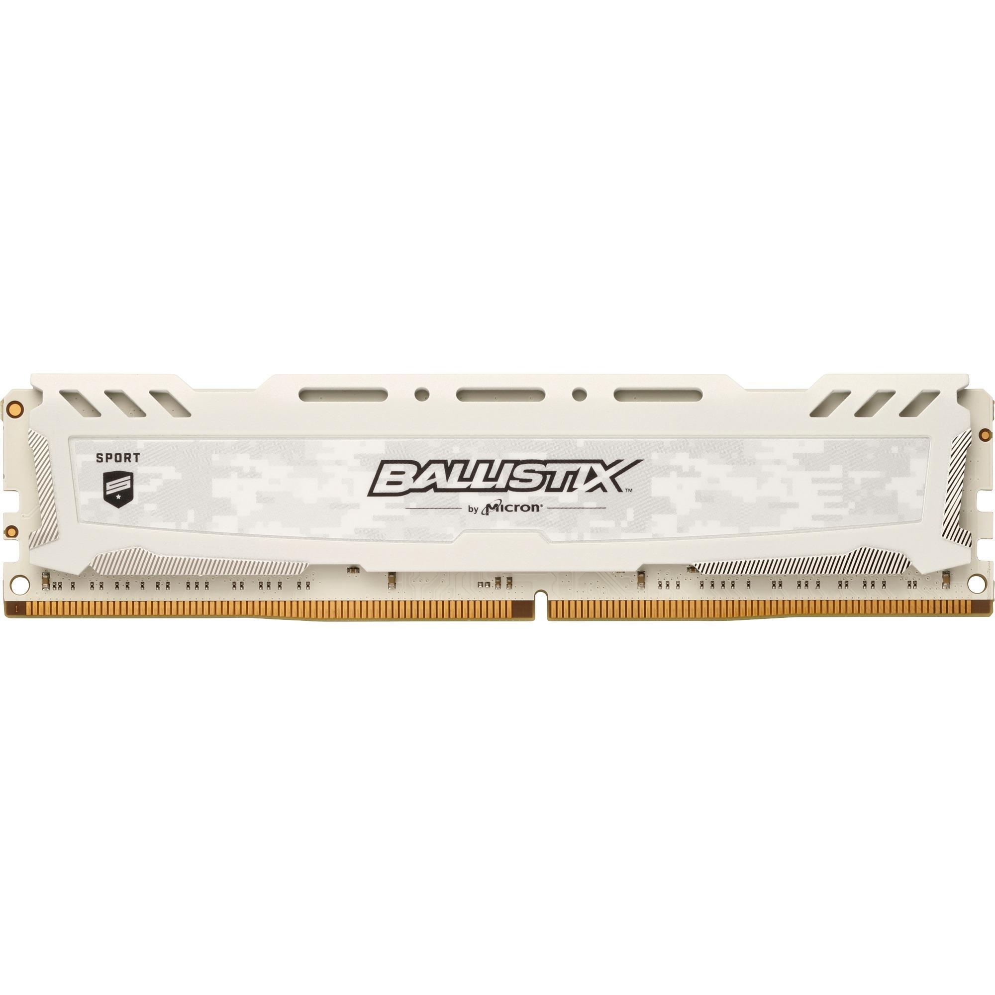 Ballistix Sport LT 8GB DDR4-2666 8Go DDR4 2666MHz module de mémoire