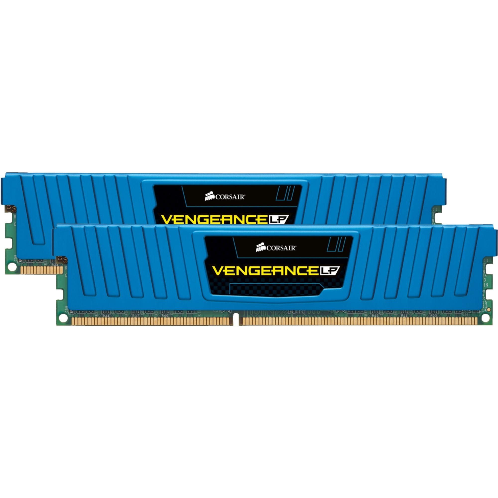 16Go DDR4-3000 Vengeance LPX bu K2
