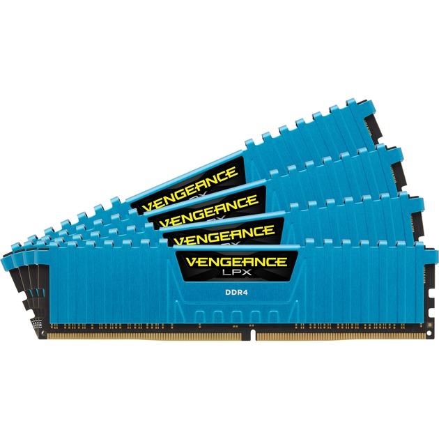 16 Go DDR4-2666 Quad-Kit, Mémoire