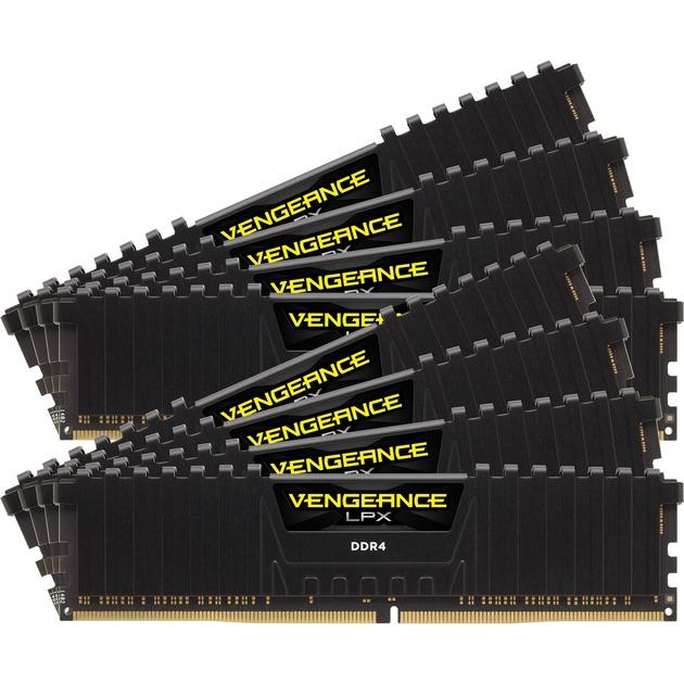 64 Go DDR4-2133 Octo-Kit, Mémoire