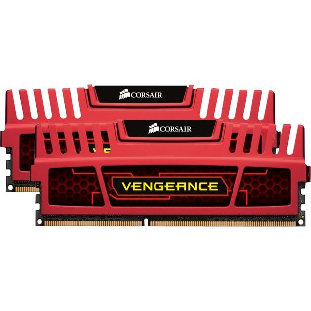 8 Go DDR3-1600 Kit, Mémoire