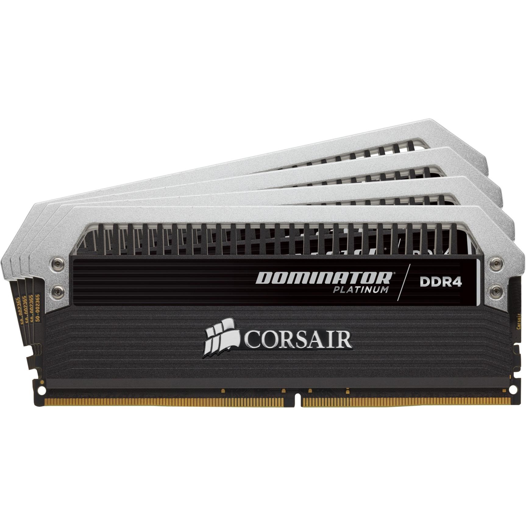 Dominator Platinum 32 GB, DDR4, 3866 MHz 32Go DDR4 3866MHz module de mémoire