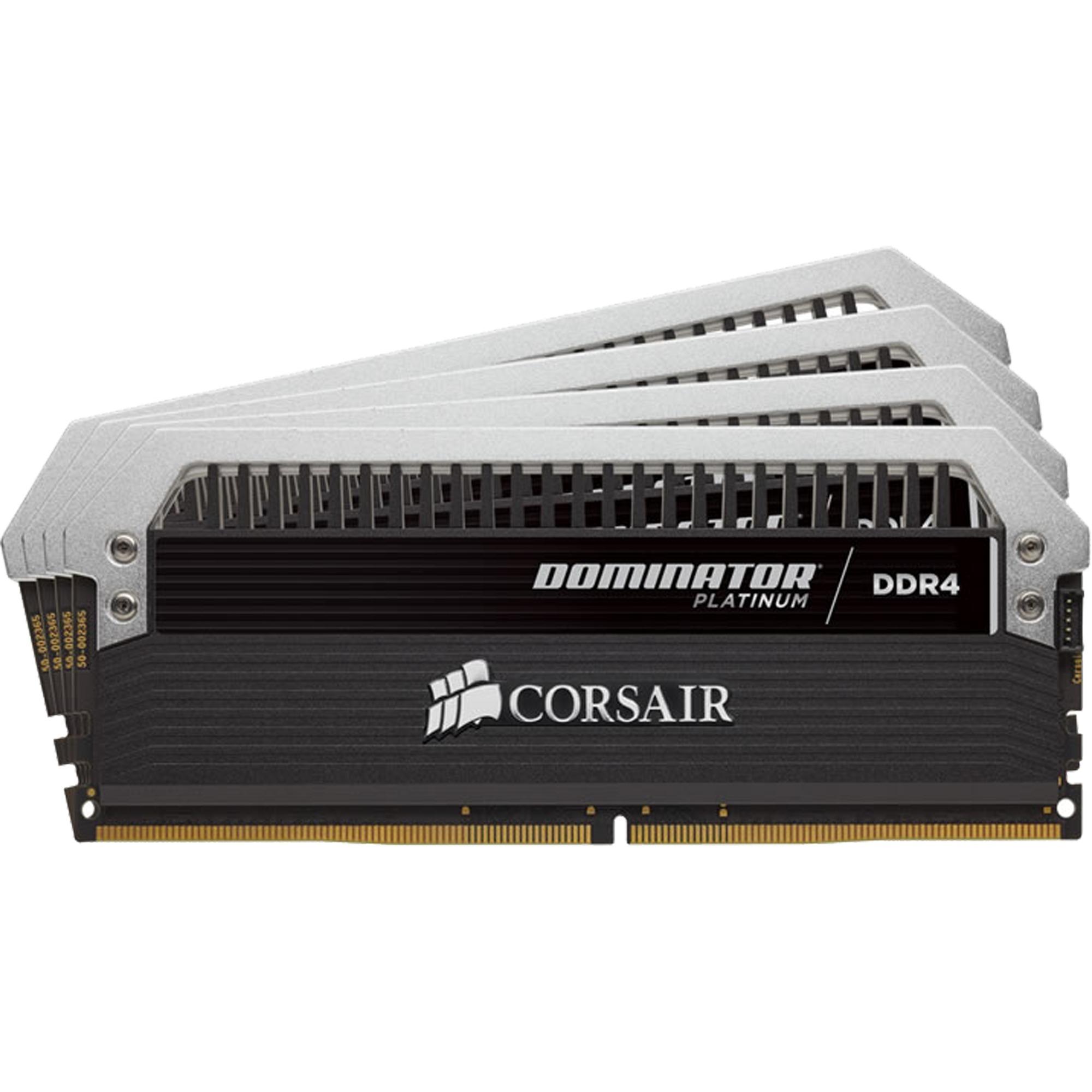Dominator Platinum 32 Go (2x 16 Go) DDR4 3200 MHz CL16, Mémoire