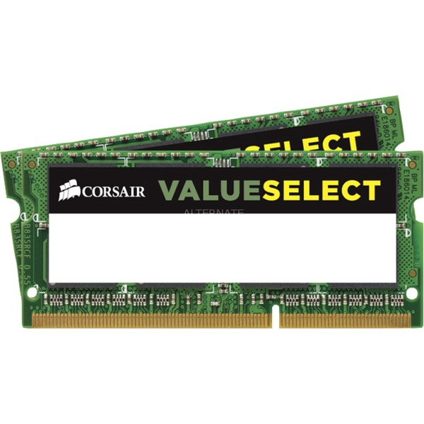 16 Go DDR3L-1600 Kit